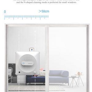 מנקה חלונות רובוטי BOBOT SINGFEI WIN3060 שנה אחריות יבואן רשמי