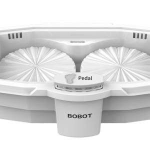 מתקן ניקוי למגב חשמלי BOBOT סדרה 8 ו- 9